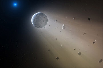 Карликовая планета Эрида: интересные факты