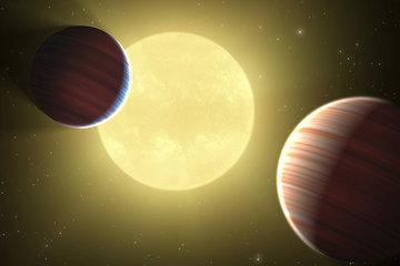 Прародители людей пришли с планеты - двойника Земли