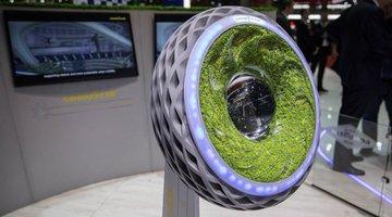 Oxygene - шины с мхом для очистки воздуха