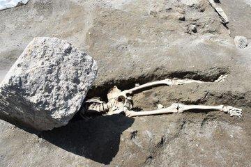 Раскопки в Помпеях все больше рассказывают о жертвах извержения