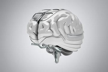 Ученые создали искусственный мозг из серебра