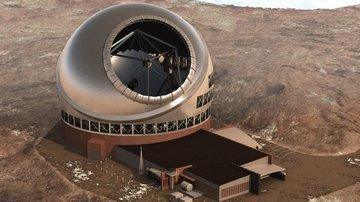 Тридцатиметровый телескоп будет построен на Гавайях