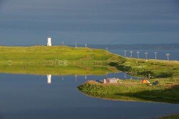 В озере Могильное может погибнуть кильдинская треска