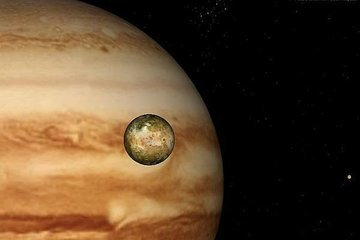 Чудеса Вселенной: любопытные факты о спутниках Юпитера