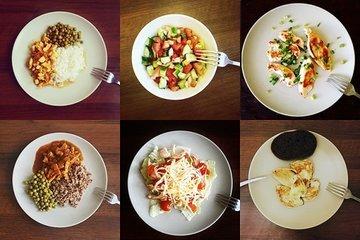 Дробное питание зимой сохранит вес в норме