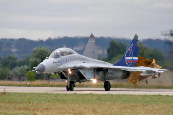MiG Corporation to make fifth-generation fighter from MiG-35. 62002.jpeg
