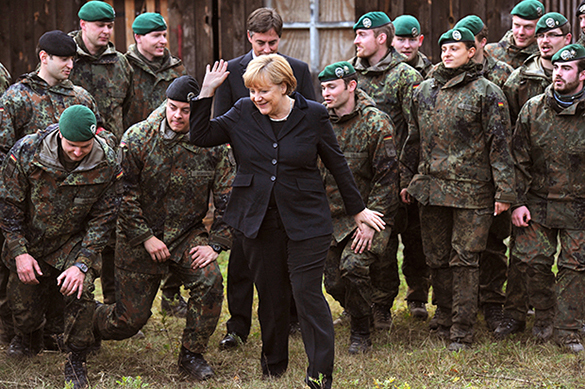 Germany to triple number of soldiers for NATO's drills to contain Russia. 62020.jpeg