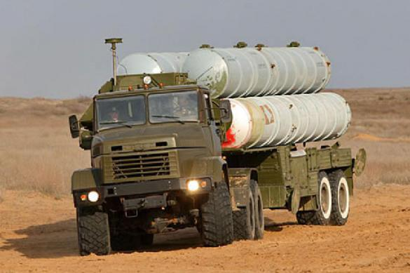 US and Israeli officials travel to Ukraine to study S-300 air defence systems. 63027.jpeg