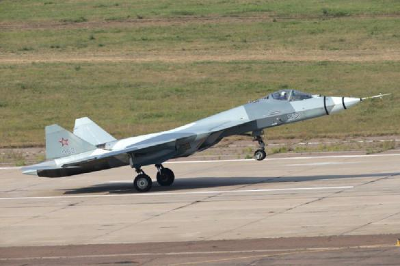 Russia names reasons behind deployment of Su-57 fighter jets in Syria. 62048.jpeg