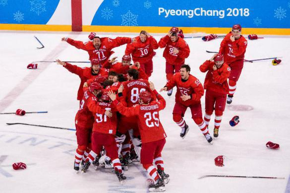 Russia at the Olympics: The spirit never dies. 62055.jpeg