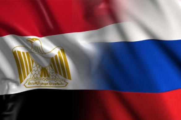 Russia joins forces with Egypt to establish law and order in the Middle East. 63061.jpeg