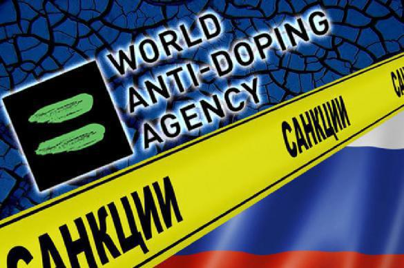 WADA deprives Russia of the right to host any international sports competitions. 62066.jpeg