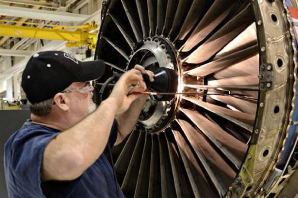 Russia builds her first-ever turbojet engine for civil aviation. 63071.jpeg