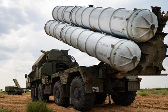 Russia delivers technologically advanced S-300 systems to Syria. 63072.jpeg