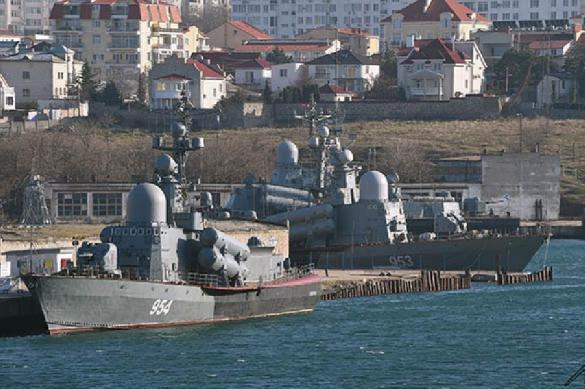 Russian military men were paid before Russia reunited with Crimea. 63079.jpeg