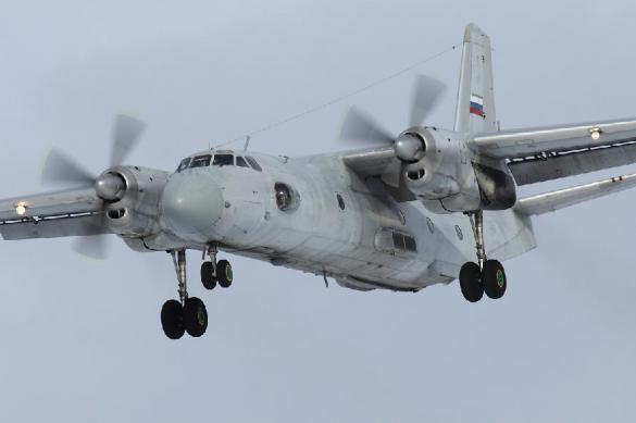 An-26 transport aircraft crashes in Syria, all 32 on board killed. 62103.jpeg