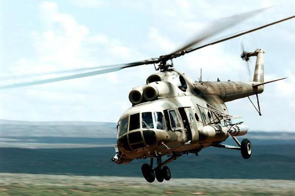 Mi-8 helicopter crashes in Chechnya: At least 5 killed. 62109.jpeg