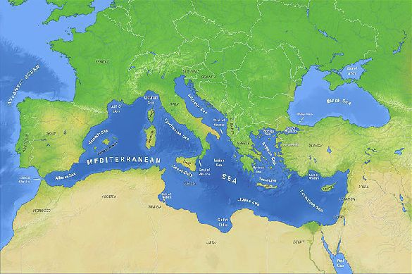 A (new) role for Italy in the Mediterranean?. 64110.jpeg