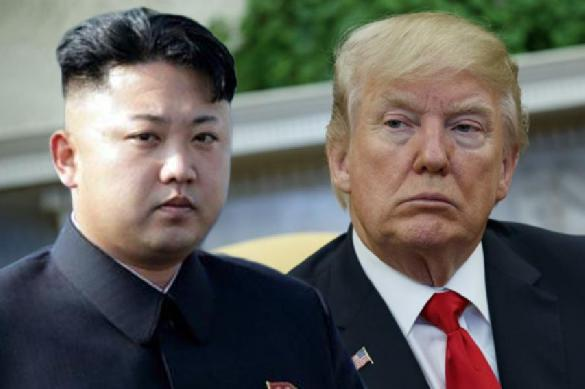 US President Trump likely to meet 'sick puppy' Kim Jong-un in Pyongyang. 62123.jpeg