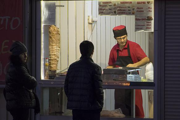 State Duma may start selling doner kebabs for MPs. 63128.jpeg