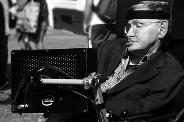 Stephen Hawking: 'Intelligence is the ability to adapt to change'. 62140.jpeg