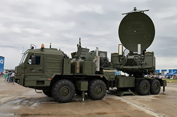 Russia's electronic warfare system Samarkand can paralyse NATO army easily. 63140.jpeg