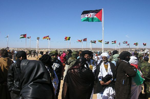Abraham Accord stabs Western Sahara and International Law in the back. 64151.jpeg