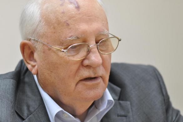 Mikhail Gorbachev shares his thoughts on nuclear war. 63174.jpeg