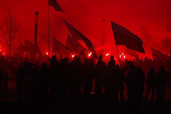 The difference between Polish and Ukrainian nationalism is plain to see. 63186.jpeg