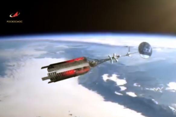Russia unveils nuclear-powered interstellar spaceship. 63191.jpeg