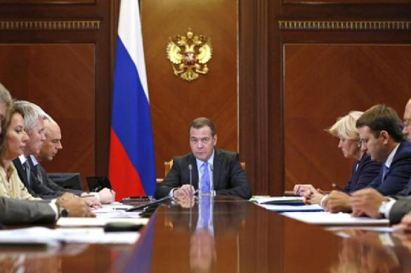 Russian PM threatens not to go to World Economic Forum in Davos. 63194.jpeg
