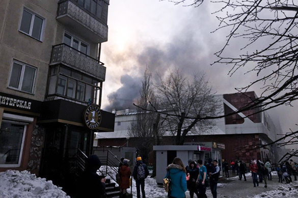 Kemerovo shopping center fire: Death toll exceeds 50, many children killed. 62216.jpeg
