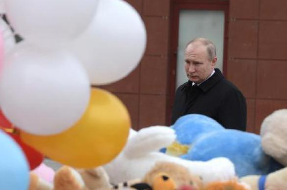 Putin declares national mourning after shopping mall inferno in Kemerovo. 62224.jpeg