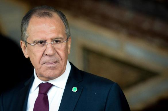 Russian FM Lavrov: Russia will show tough response to blatant rudeness of the West. 62227.jpeg