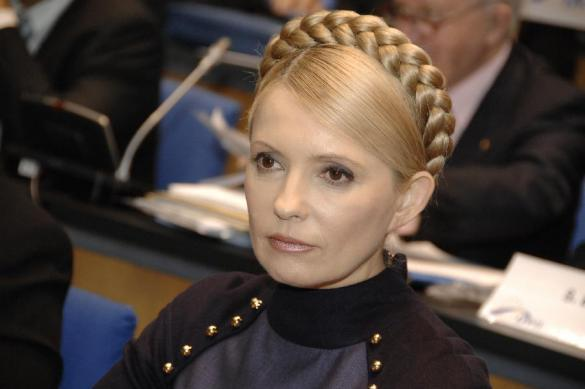 Yulia Tymoshenko: Ukrainians flee the country in panic. 63244.jpeg