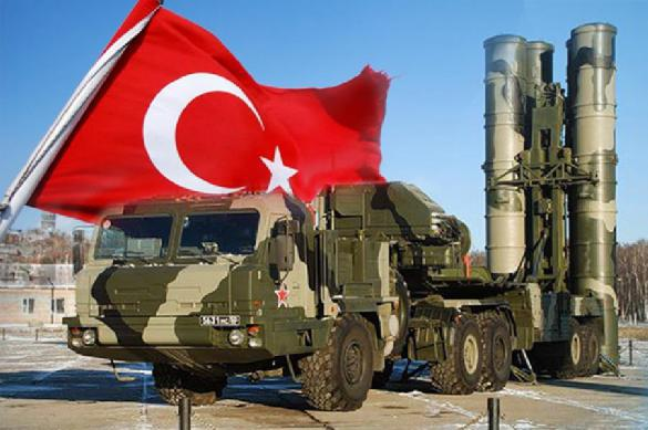 Russia to ship S-400 missile systems to Turkey earlier than planned, Putin says. 62268.jpeg