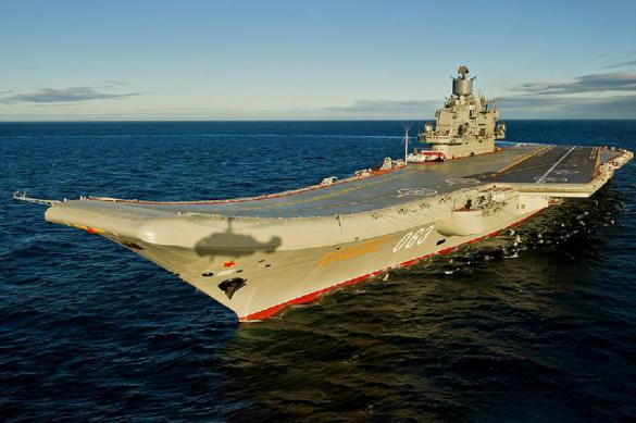 Western experts say Russia's aircraft carrier is the worst in the history of world navy. 62279.jpeg