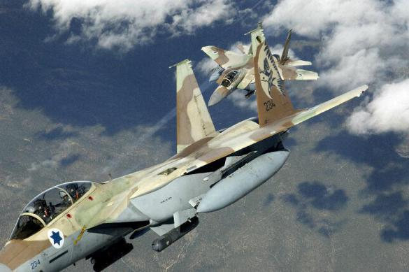 Israeli general indirectly confirms attack on T-4 airbase in Syria. 62298.jpeg