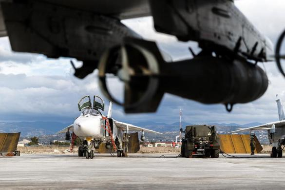 Russia ready for military operation in Syria, warns of catastrophic consequences. 62319.jpeg
