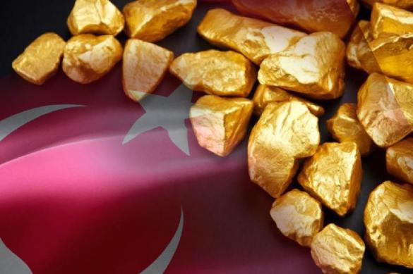 Turkey withdraws its gold from USA. 62369.jpeg