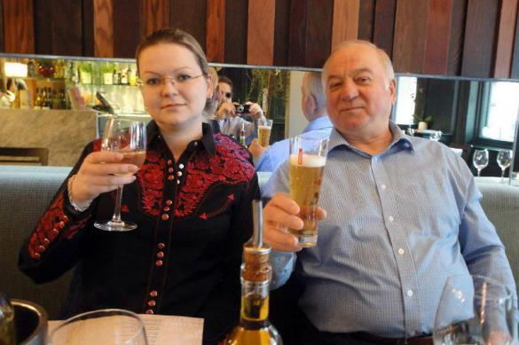 Yulia Skripal received toxic chemical injection while in a coma, Russian embassy officials say. 62373.jpeg