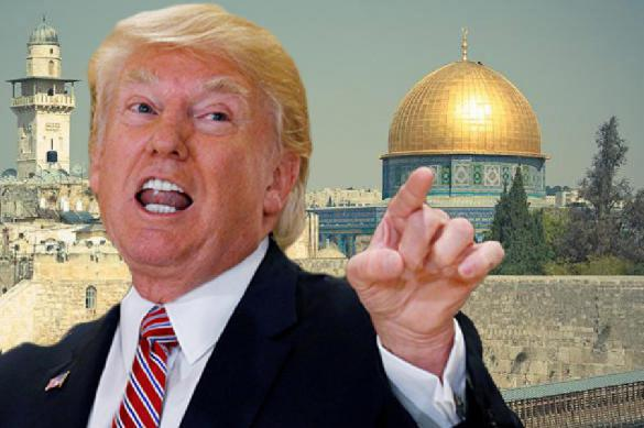 Trump sows death in Gaza Strip as US to celebrate opening embassy to Jerusalem. 62469.jpeg