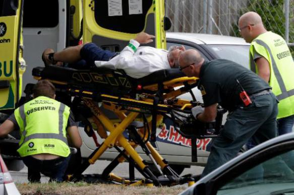 Massacres of Muslim Worshipers in Christchurch: Tragic Insanity at Place of Worship. 63470.jpeg