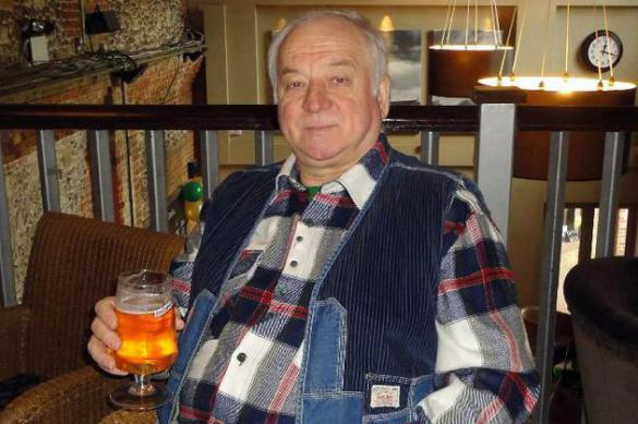 Russian spy Sergei Skripal recovers from chemical poisoning completely. 62489.jpeg