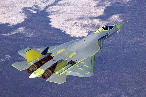 Su-57 fifth-generation fighter equipped with laser turrets to blind the enemy. 63497.jpeg