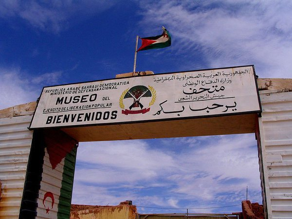 The Saharawi Republic is a result of people's right to self-determination. 63499.jpeg