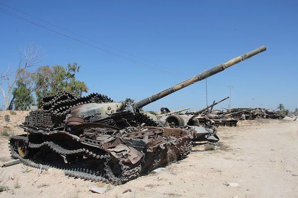 The nightmare called Libya. 63508.jpeg
