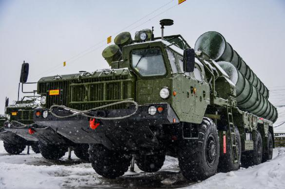 Russia sells S-400 air defense systems to India for  billion. s-400