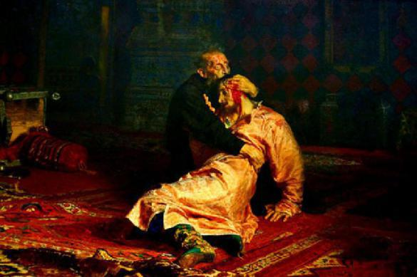 Man who destroyed Repin's masterpiece at Tretyakov Gallery pleased with his attack. 62514.jpeg