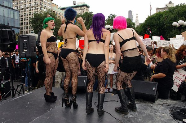 Sexual harassment: The buzz-phrase of the year. Slutwalk